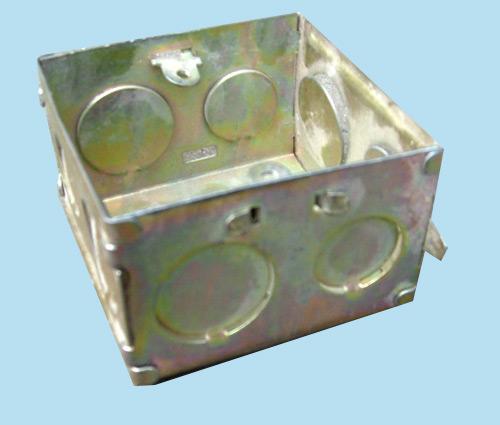 金属接线盒系列 >> 所有小类